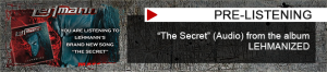 """The Secret"" (Audio) Pre-Listening"